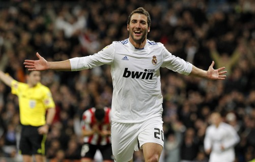 Football : Real de Madrid / Athletic Bilbao - Liga - 19.11.2010 -